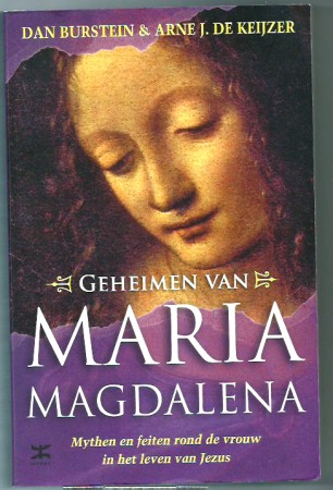 First image with 'Geheimen van Maria Magdalena'