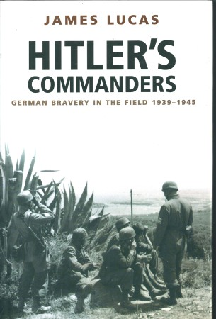 First image with 'Hitler's Commanders.'