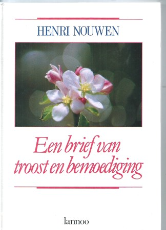 First image with 'Een brief van troost en bemoediging'